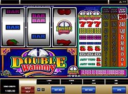 Double Wammy.Всем Двойной Вемми – как играть в классические аппараты Пользователи, предпочитающие играть в игровой симулятор Двойной Вемми, узнают секреты: конструкция включает три вращающихся барабана и одну.Магадан